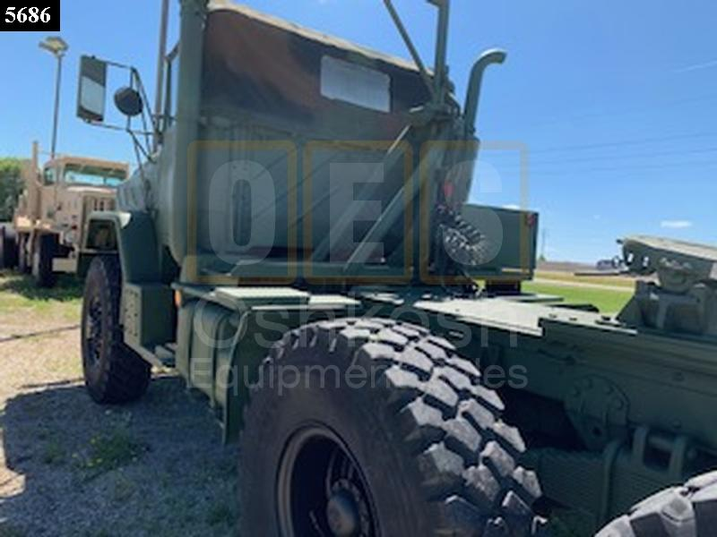 M931 A2 6x6 5 Ton Military Tractor Truck (TR-500-72) - New Replacement