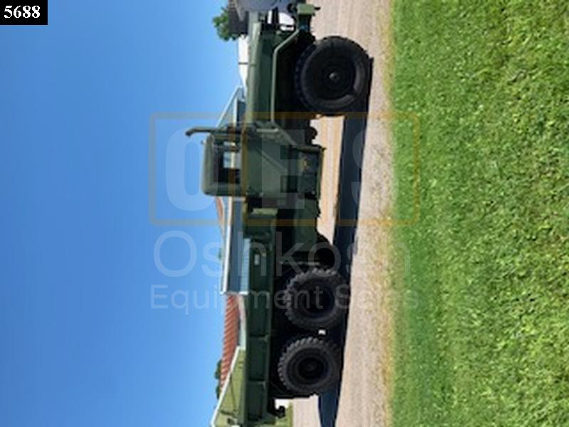M813A1 6x6 5 Ton Military Cargo Truck (C-200-63) - New Replacement