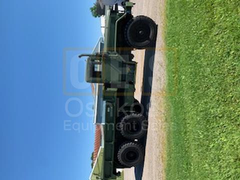M813A1 6x6 5 Ton Military Cargo Truck (C-200-63)