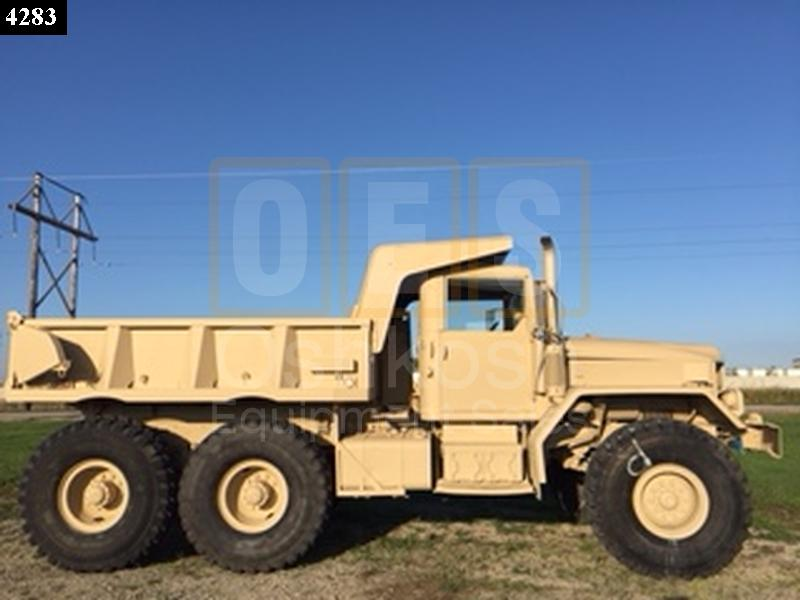M817 5-Ton 6X6 Military Dump (D-300-47) - New Replacement