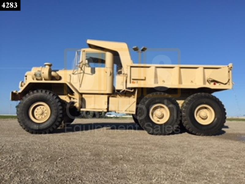 M817 5-Ton 6X6 Military Dump (D-300-47) - Rebuilt/Reconditioned
