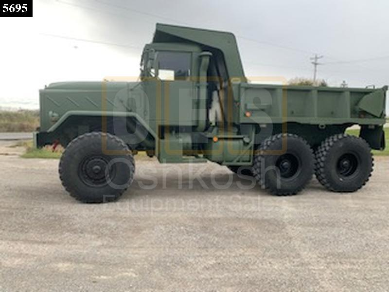 M929A2 6X6 MILITARY DUMP TRUCK (D-300-103) - New Replacement