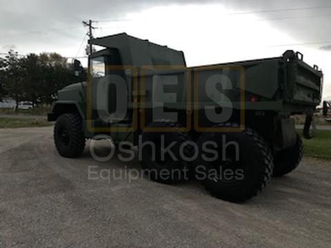 M929A2 6X6 MILITARY DUMP TRUCK (D-300-103)