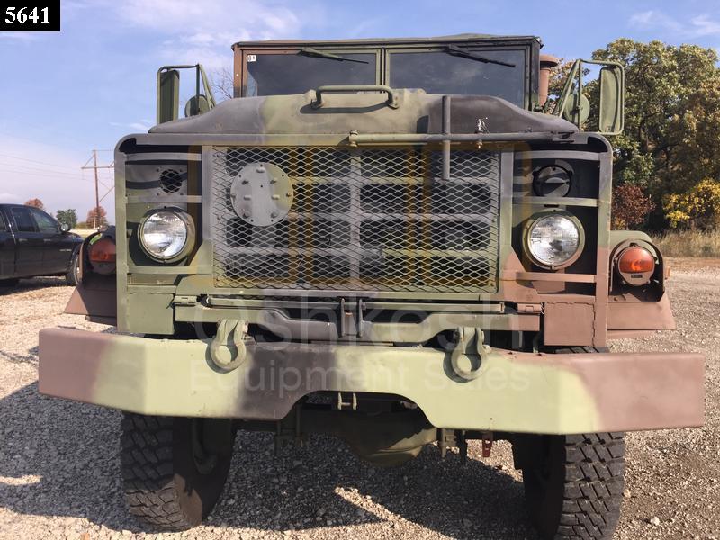 M923A1 5 TON 6X6 MILITARY CARGO TRUCK C 200 120