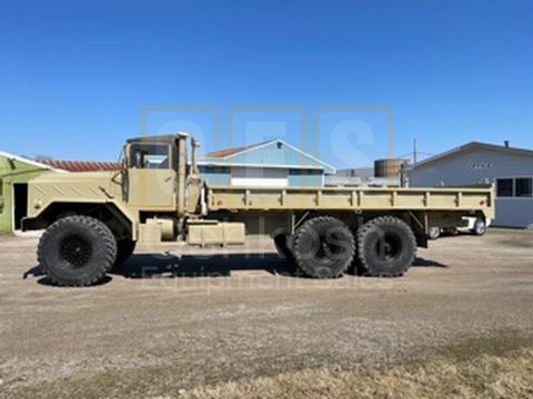 M927 XLWB Extra Long Wheel Base Cargo Truck (C-200-137)