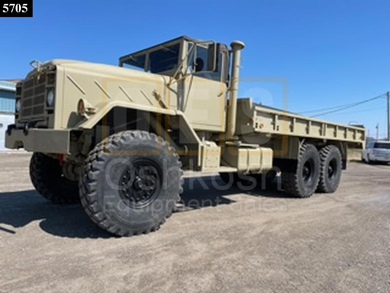 M927 XLWB Extra Long Wheel Base Cargo Truck (C-200-137) - New Replacement