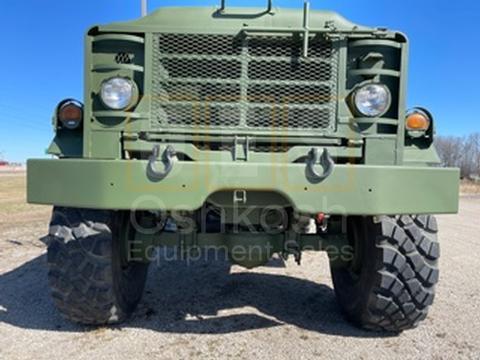 M923A1 5 Ton 6x6 Military Cargo Truck
