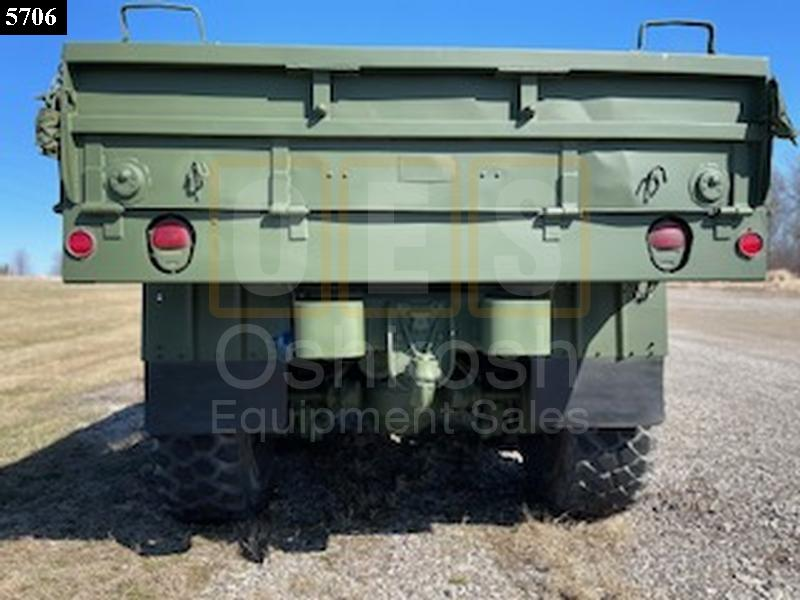 M923 5 Ton 6x6 Military Cargo Truck (C-200-136) - New Replacement