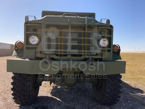 M923 5 Ton 6x6 Military Cargo Truck (C-200-136)