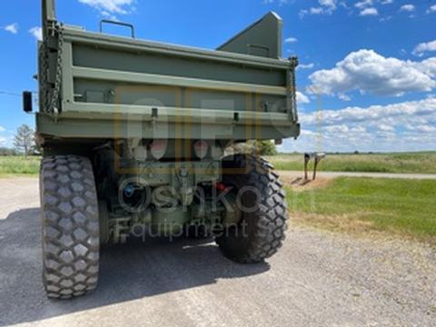 M929 6x6 Military Dump Truck D-300-105