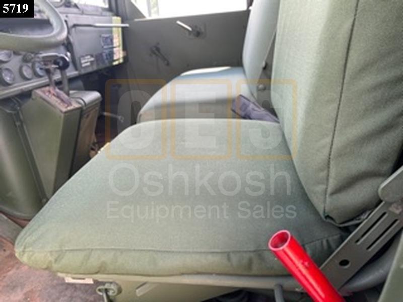 M929 6x6 Military Dump Truck D-300-105 - Rebuilt/Reconditioned