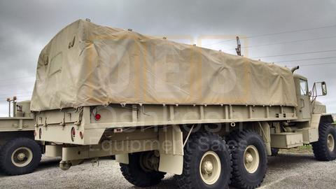 Cargo Bed Covers and Cab Tops (Soft and Hard) - Oshkosh Equipment