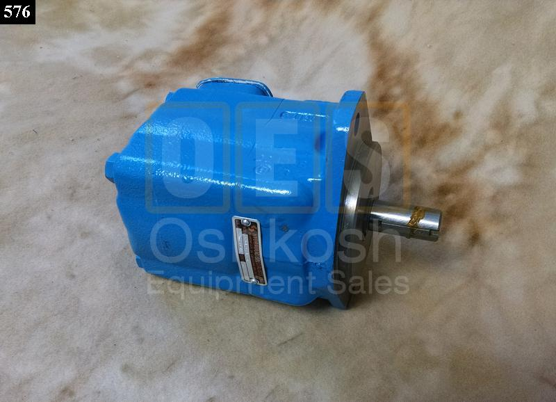 Hydraulic Pump - New Replacement