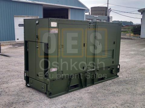 100kW MEP007B Military Genset (G-1400-281)