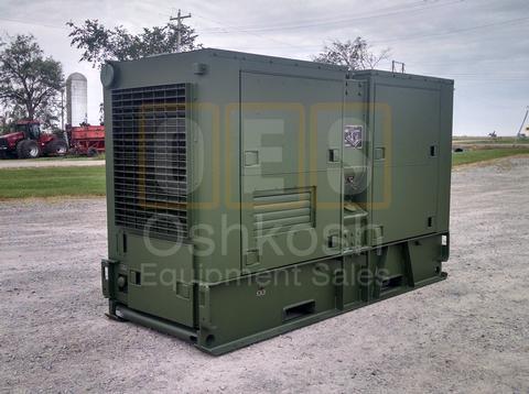 100kW MEP007B Military Genset (G-1400-280)