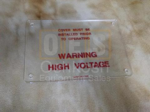 Voltage Re-connection Board Distribution Box Protective Cover