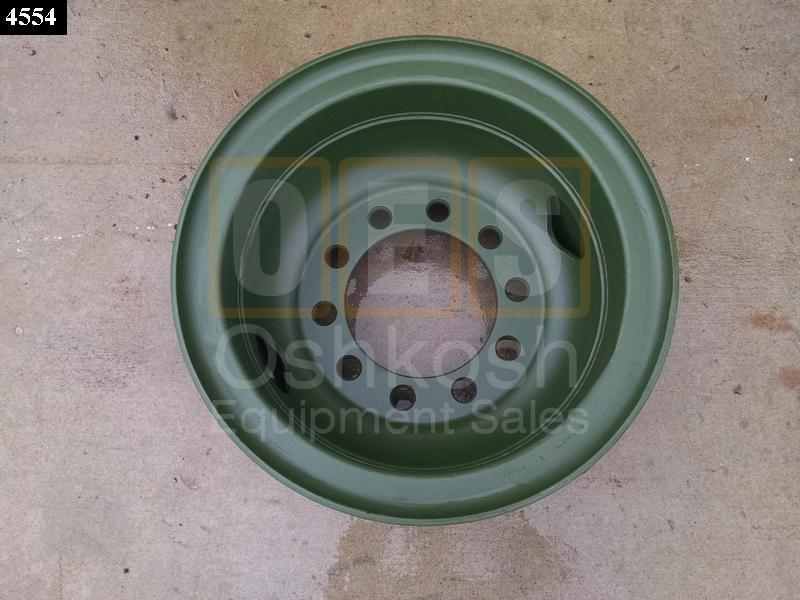 3-Piece HEMTT Wheel / Rim - New Replacement