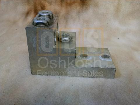 Aluminum Load Connection Terminal Lug (3 Hole)