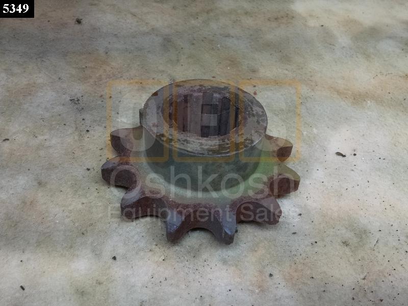 Wrecker Rear Winch Chain Drive Sprocket - Used Serviceable