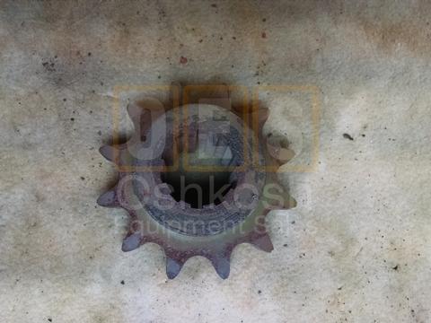 Wrecker Rear Winch Chain Drive Sprocket