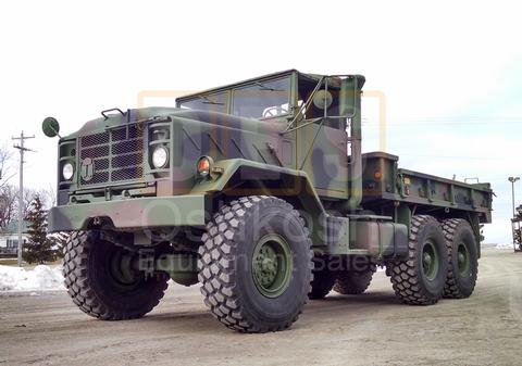 M923 6x6 Military 5 Ton Cargo Truck for sale (C-200-92 ...