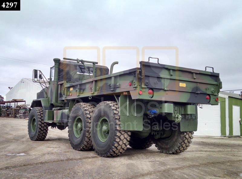 m923 6x6 military 5 ton cargo truck for sale c 200 92 oshkosh equipment. Black Bedroom Furniture Sets. Home Design Ideas