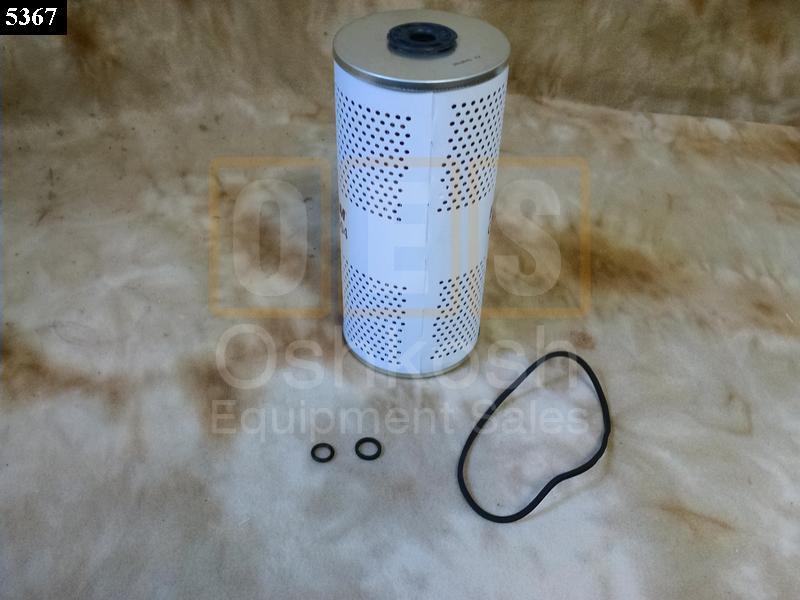Fuel Water Separator Filter >> Fuel Filter Water Separator Element - Oshkosh Equipment