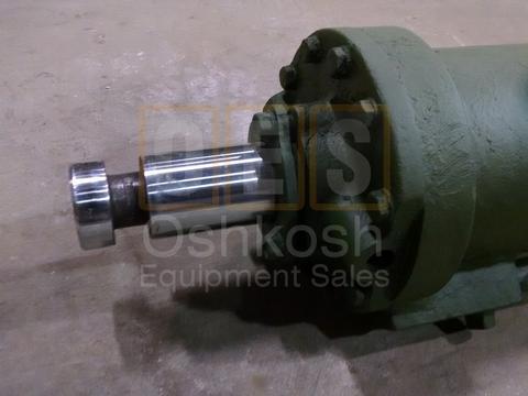 Dump Hoist Hydraulic Cylinder Assembly