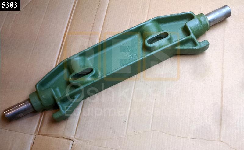 Dump Box Hydraulic Cylinder Crosshead Bracket - Used Serviceable
