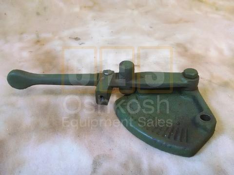 Wrecker Bed Throttle PTO Control Lever
