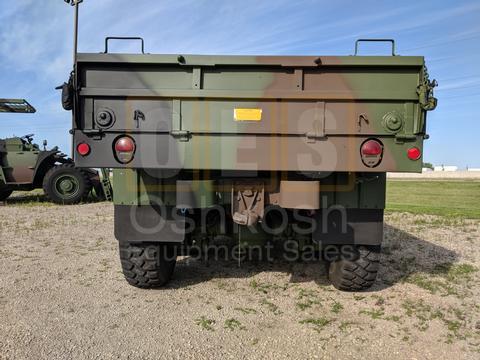 M923A2 Military Cargo Truck 5 Ton 6x6 (C-200-96)
