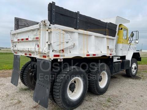 M929 6x6 Military Dump Truck (D-300-109)