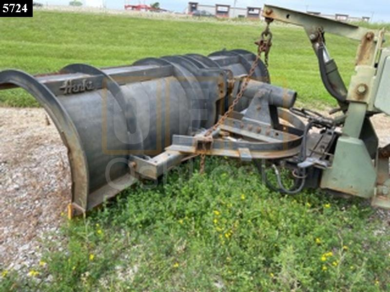M923 6X6 Plow Truck With Salter (C-200-140) - Used Serviceable