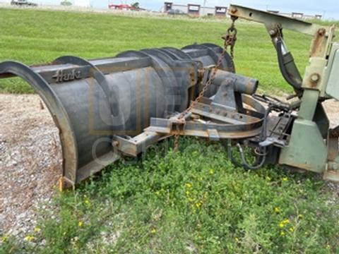 M923 6X6 Plow Truck With Salter (C-200-140)