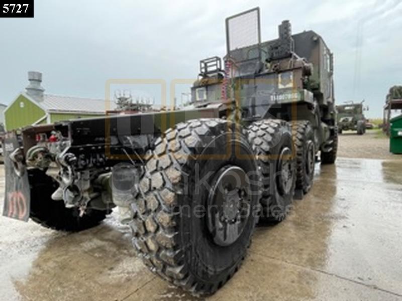M1070 8X8 HET MILITARY HEAVY HAUL TRACTOR TRUCK (TR-500-77) - Rebuilt/Reconditioned