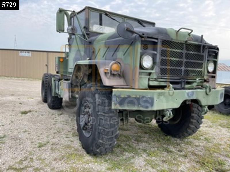 M931A2 6x6 5 Ton Military Tractor Truck (TR-500-79) - Rebuilt/Reconditioned