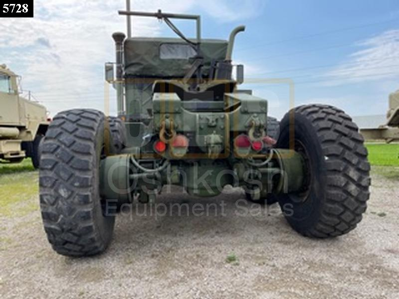 M931A2 6x6 5 Ton Military Tractor Truck (TR-500-78) - Rebuilt/Reconditioned