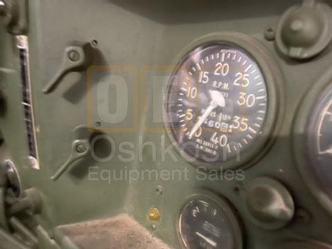 M931A2 6x6 5 Ton Military Tractor Truck (TR-500-79)