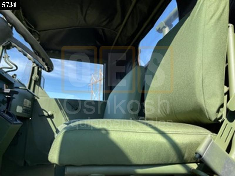 M923A2 5 TON 6X6 MILITARY CARGO TRUCK (C-200-141) - New Replacement