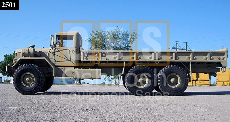 M814 5 Ton 6x6 Military Cargo Truck C 200 52 Oshkosh