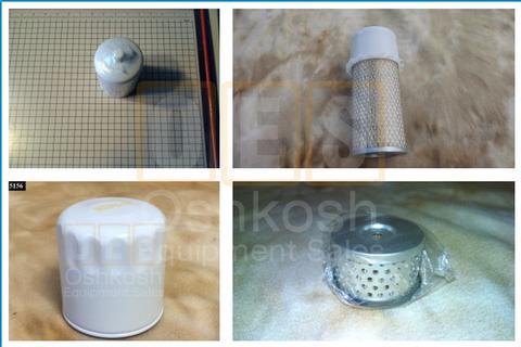 Filter Kit for MEP802A MEP803A and MEP812A MEP813A
