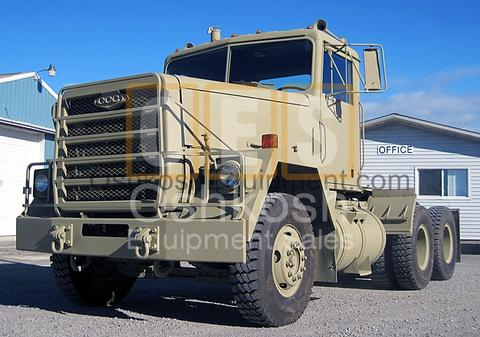 M915 14 Ton Military Tractor Truck (TR-500-56)