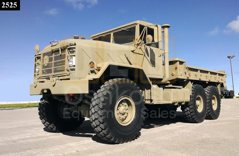 M923 5 Ton 6x6 Military Cargo Truck C 200 90 Oshkosh Equipment