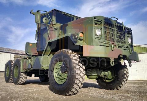 M931A2 6x6 5 Ton Military Tractor Truck (TR-500-58)