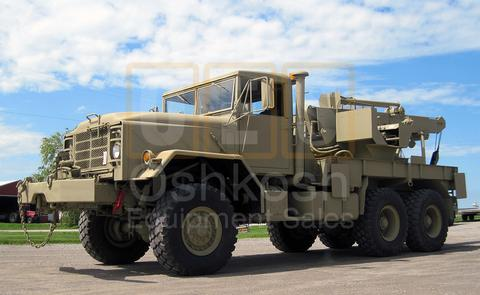 M936 5 Ton 6x6 Military Wrecker / Recovery Truck (WR-400-17)