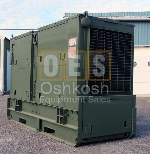 60kW MEP006A Military Genset (G-1400-227)