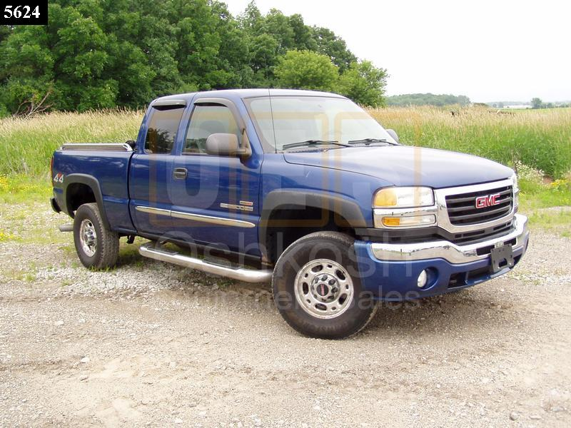 2004 GMC Sierra 2500HD 4X4 SLE (6.6L LB7 Duramax!) - New Replacement