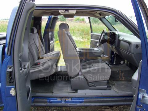 2004 GMC Sierra 2500HD 4X4 SLE (6.6L LB7 Duramax!)