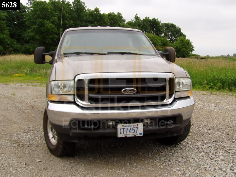 2004 Ford F-350 Lariat Super Duty Crew Cab (6.0 Powerstroke, Head Studs, EGR Deleted!) - New Replacement