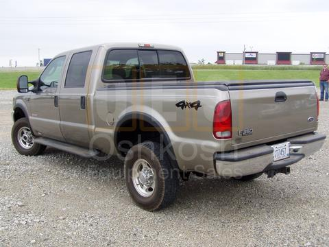 2004 Ford F-350 Lariat Super Duty Crew Cab (6.0 Powerstroke, Head Studs, EGR Deleted!)